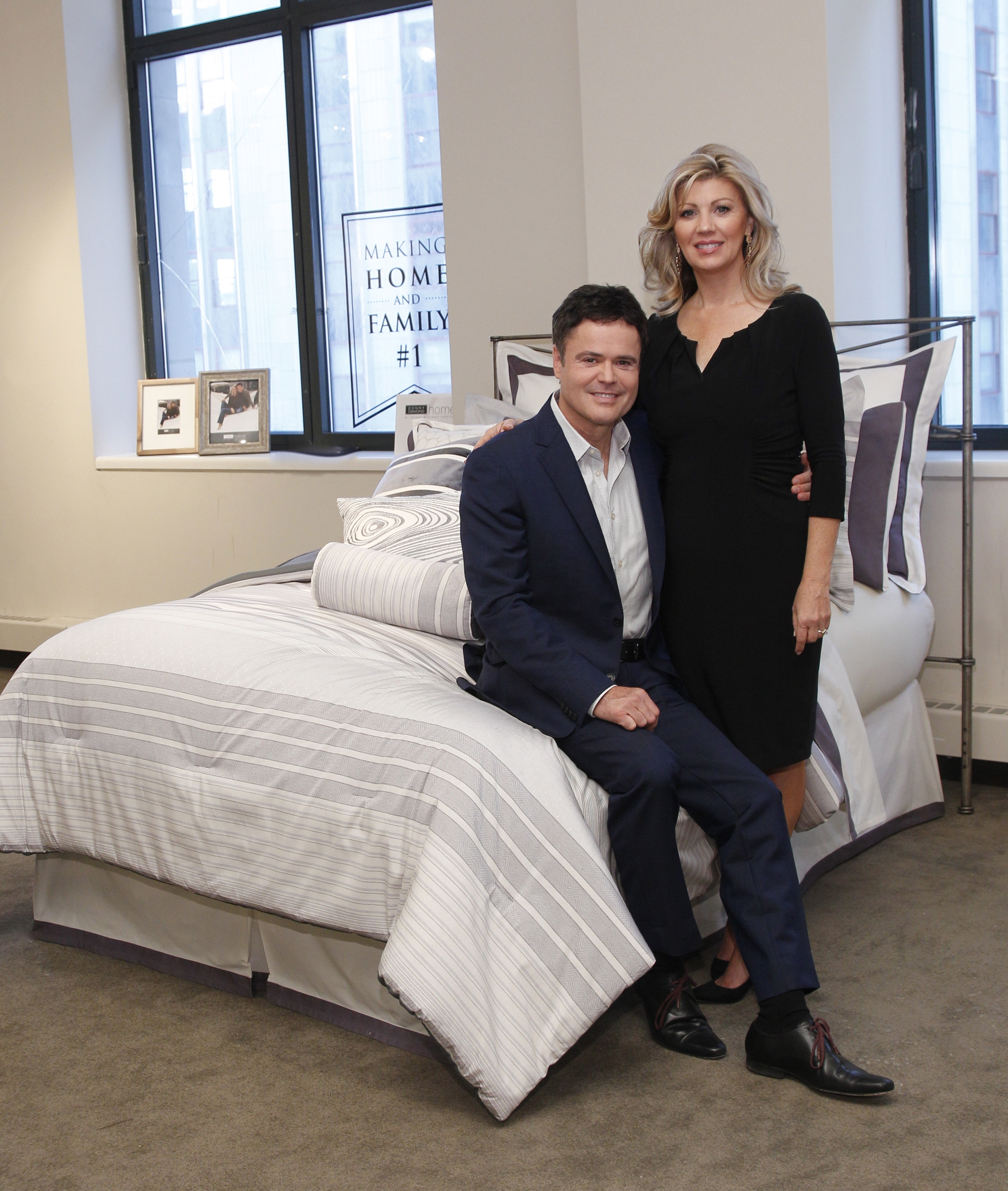 interview donny and debbie on donny osmond home