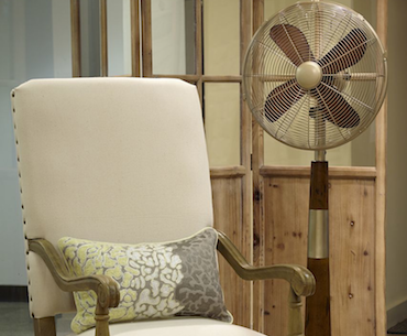 Origin Decorative Fan