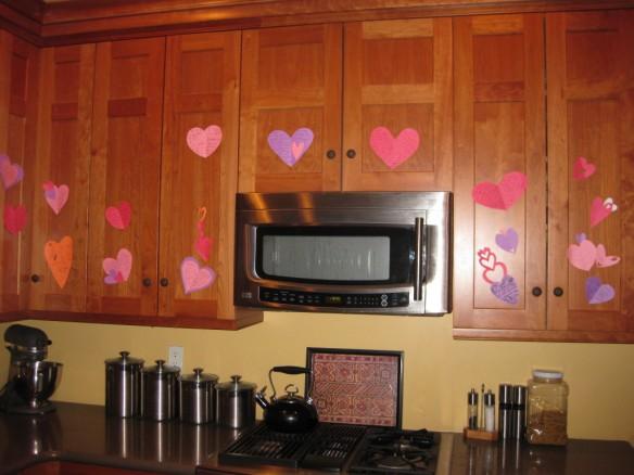 heart attack in kitchen
