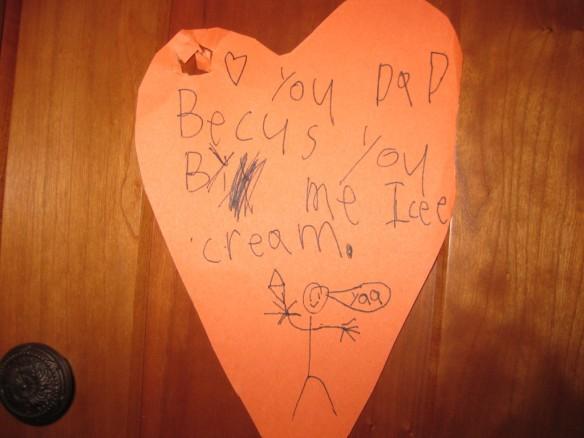 valentine to Jared
