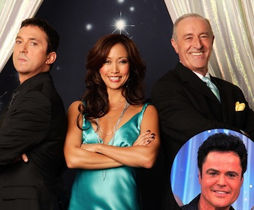 Donny Osmond Returning to Dancing With the Stars as Disney Week's Guest Judge