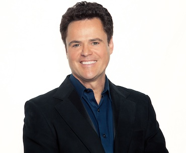 DONNY OSMOND TO BE KEYNOTE SPEAKER AT RootsTech