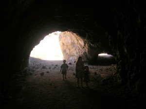 Sea Caves in CA