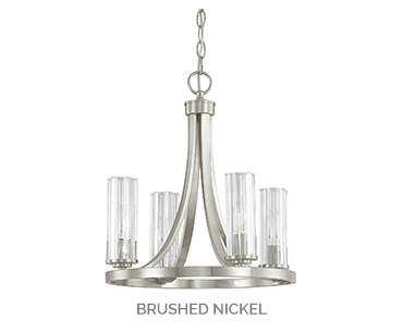 Emery 4 Light Mini Chandelier