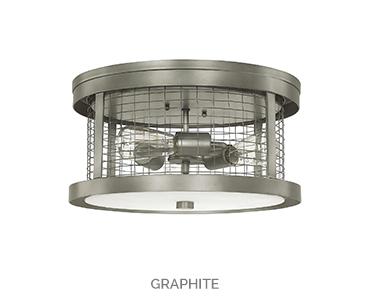 Davis 3 Light Ceiling Fixture